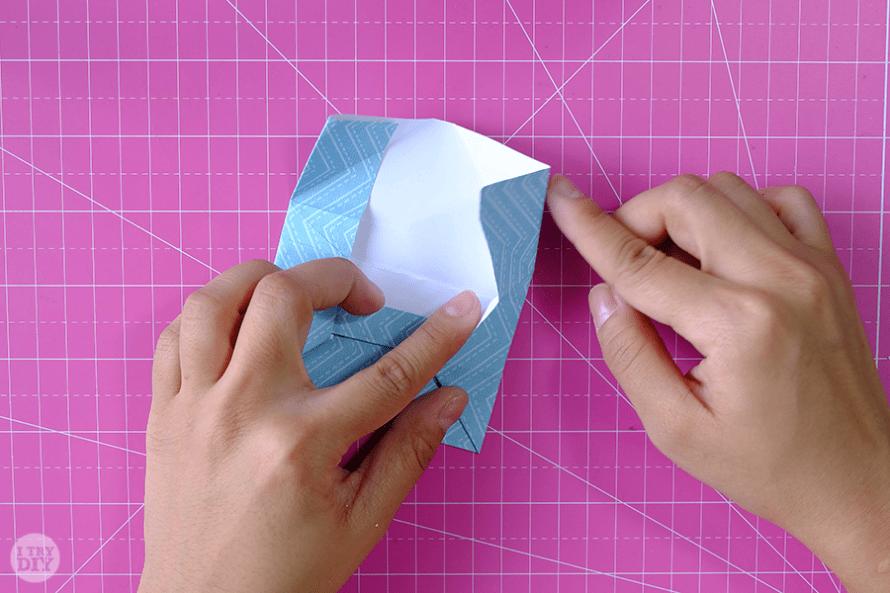 I Try DIY | Origami Money Envelope