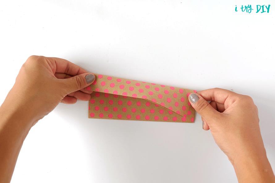I Try DIY | Origami Box Basket