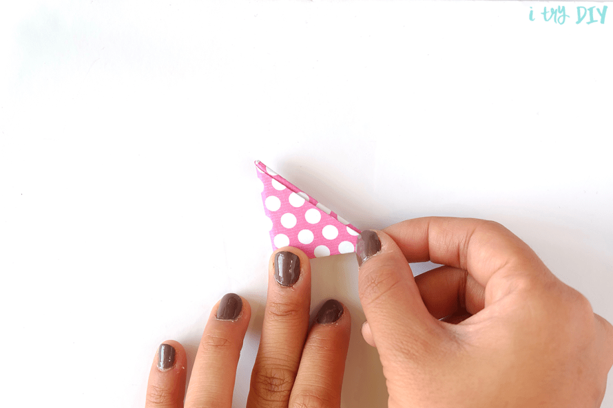 I Try DIY   Origami Photo Stand