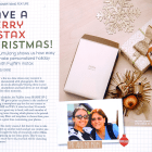 Working Mom: Have a Very Merry Instax Christmas