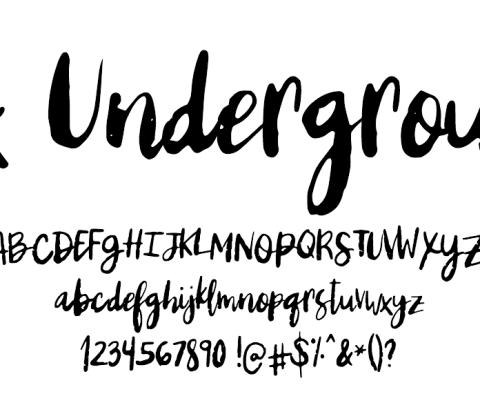 Fonts by Mikko Sumulong - Mix Underground