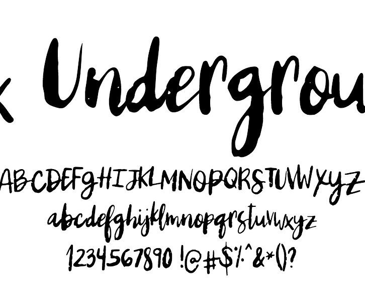 Fonts by Mikko Sumulong - Mix Underground