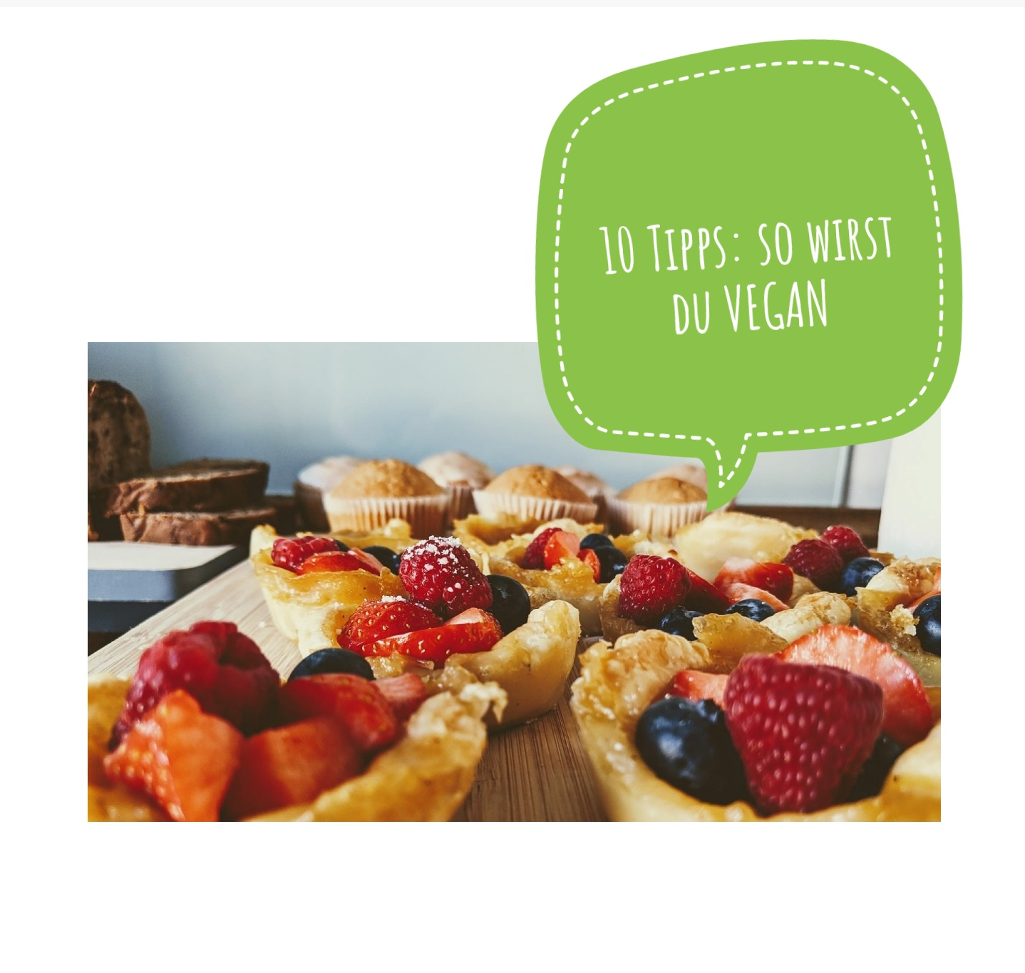 10 Tipps - So wirst du Vegan - Veganuar 2020