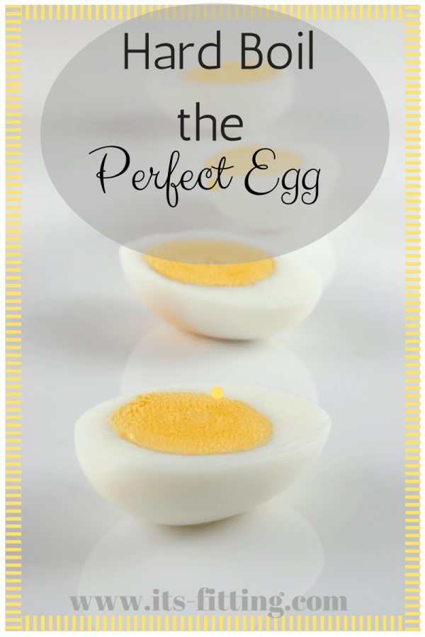 how to cook the perfect boiled egg runny