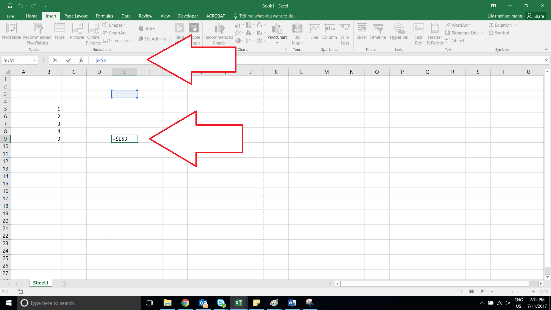 Microsoft Excel How To