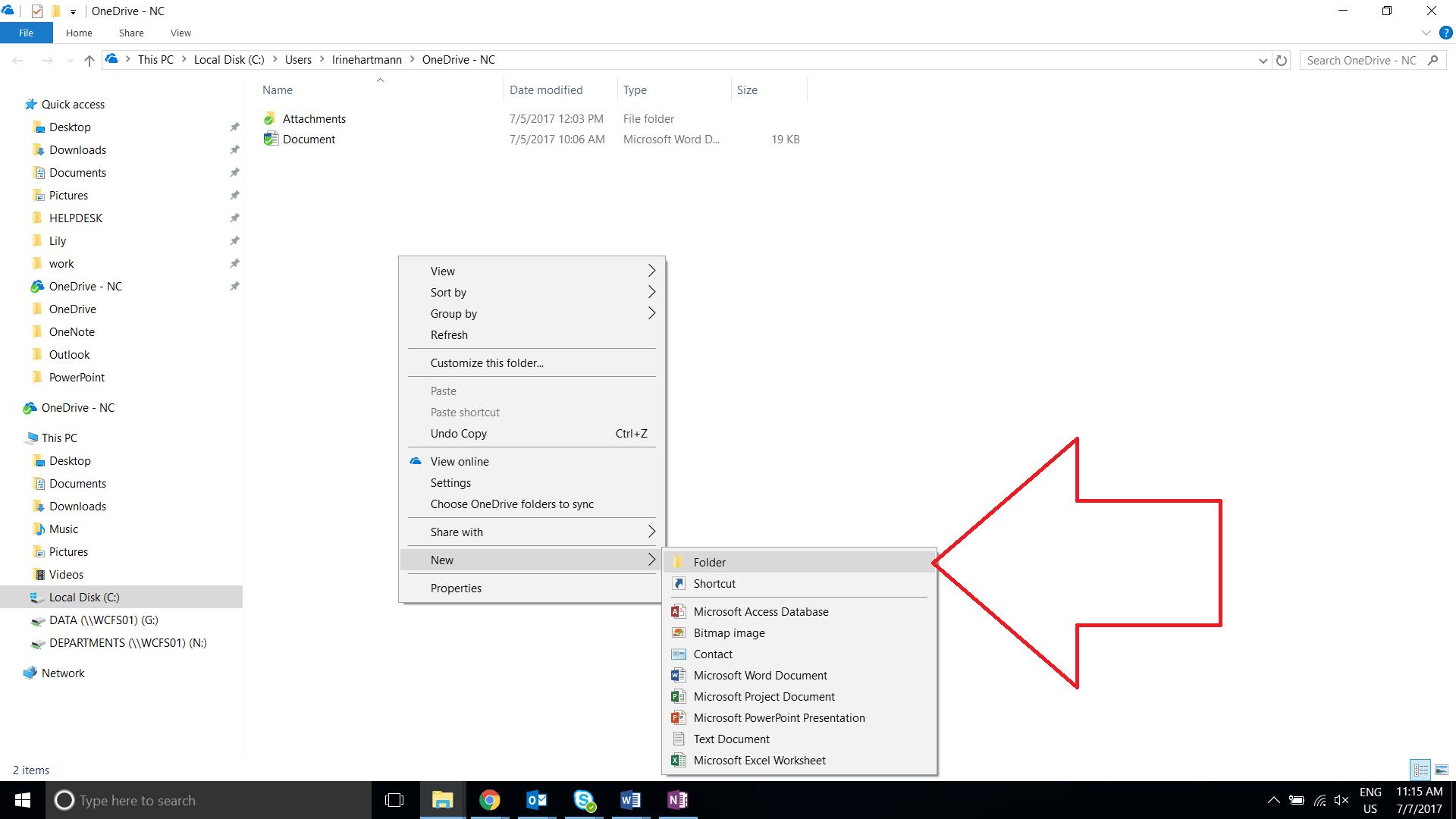 Microsoft Onedrive How To