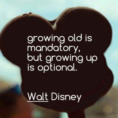Bonnie's Favorite Walt Disney Quotes