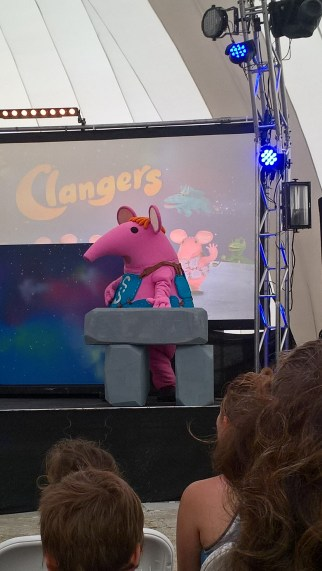 Clanger!