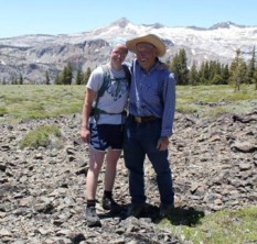 David W. Allan and Mary Ellon - Hiking for Spiritual Health - spirituality and health