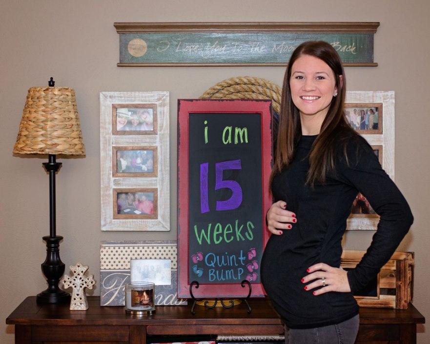 15 Week Quint Bump