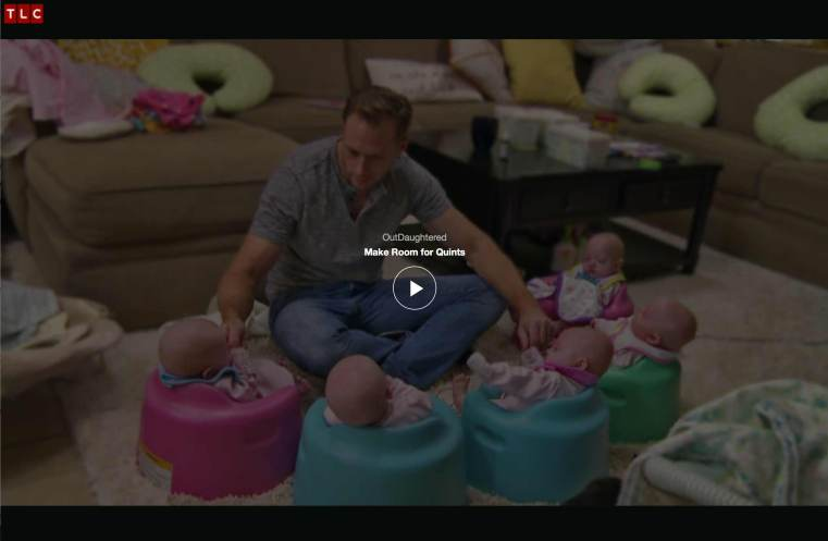 OutDAUGHTERED Episode 1