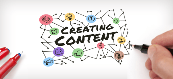 Create a great content