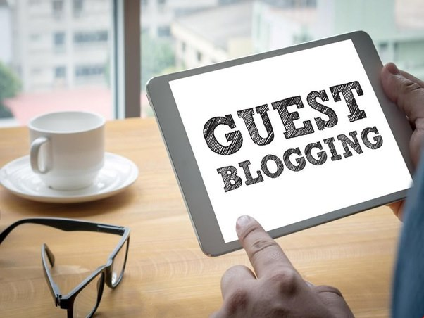 Guest blog on relevant sites