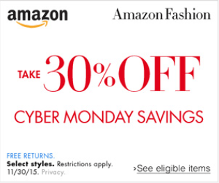 amazon-com-30-percent-off-cyber-monday