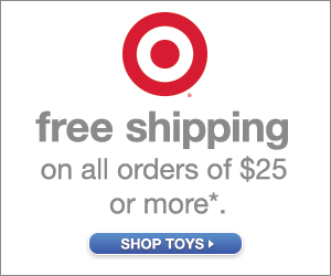 Target Free Shipping Over $25