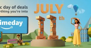 Amazon's Prime Day Starts Early on July 10 at 9PM EST, don't Miss The Prime Deals