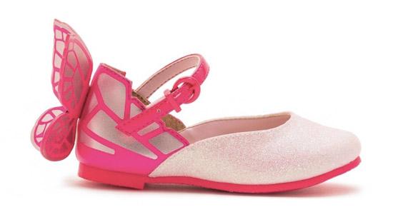 Sophia webster, barbie by sophia webster, barbie, footwear, shoes, flats, heels, british, designer, fashion, pink
