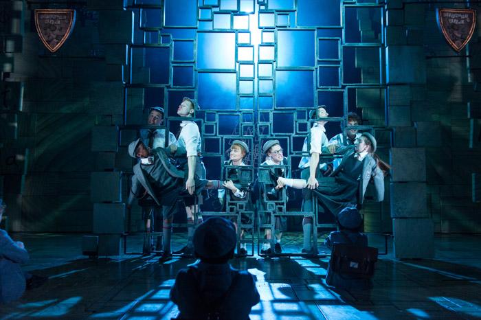 Matilda the musical,matilda,theatre,review,london