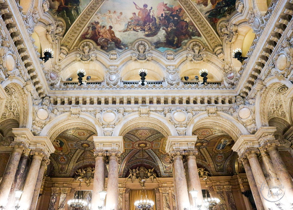 Palais Garner, Opéra Garnier, Paris, France, Travel