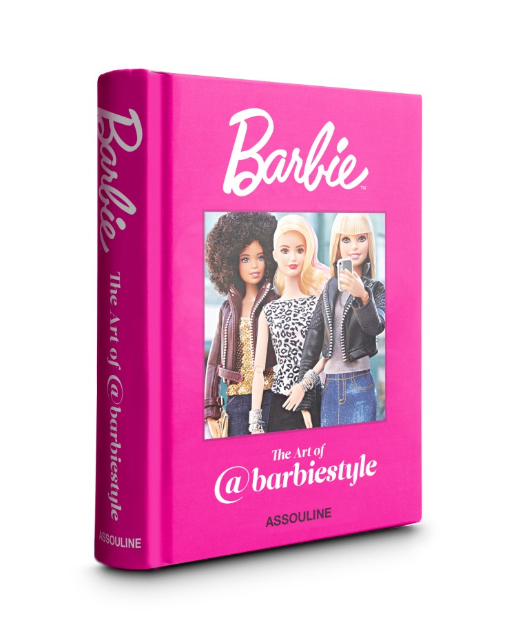 Barbie, Barbie Style, Assouline, Barbie Book, Barbie Pink, Pink, Book, Laduree