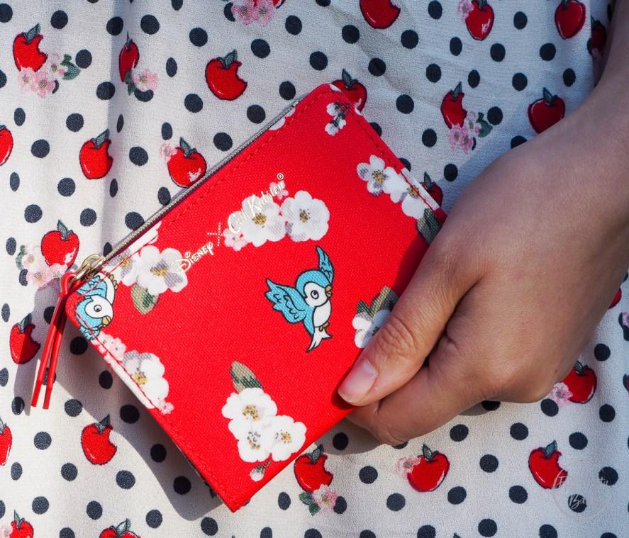 Snow White, Cath Kidston, Disney x Cath Kidston, #DisneyxCathKidston, Apple Picking, Apple Tree, Apples, Disney, Style Post, Autumn Style, Fashionista Barbie, UK Style Blogger, Style Post