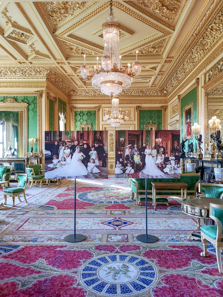 A Royal Wedding: The Duke and Duchess of Sussex Exhibition, Royal Wedding, Windsor Castle, Royal Family, Royals, Meghan Markle Wedding Dress, Givenchy, Duchess of Sussex Wedding Dress
