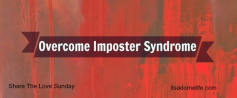 Overcome Impostor Syndrome