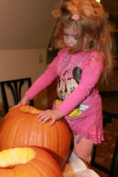 Pumpkin Carving With The Paparazzi