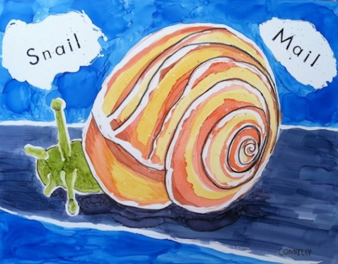 Get Your Snail Mail Here!