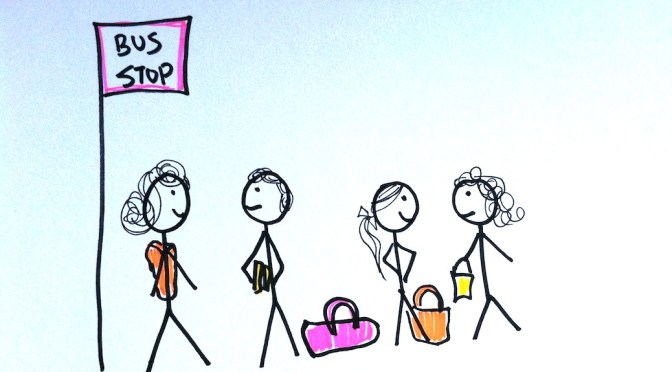 Stickman Drawing Challenge Day 31: Back to School