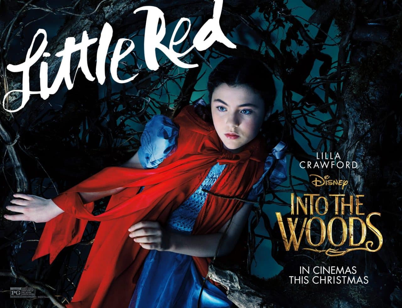 INTO THE WOODS - LITTLE RED RIDING HOOD