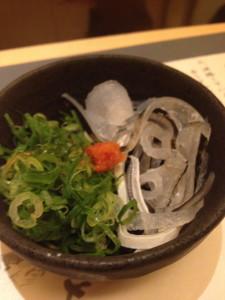blowfish salad