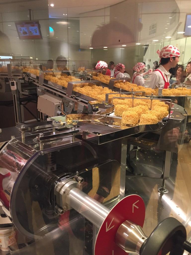 Cup Noodle Museum / Japan