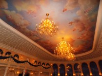 Be Our Guest Restaurant.