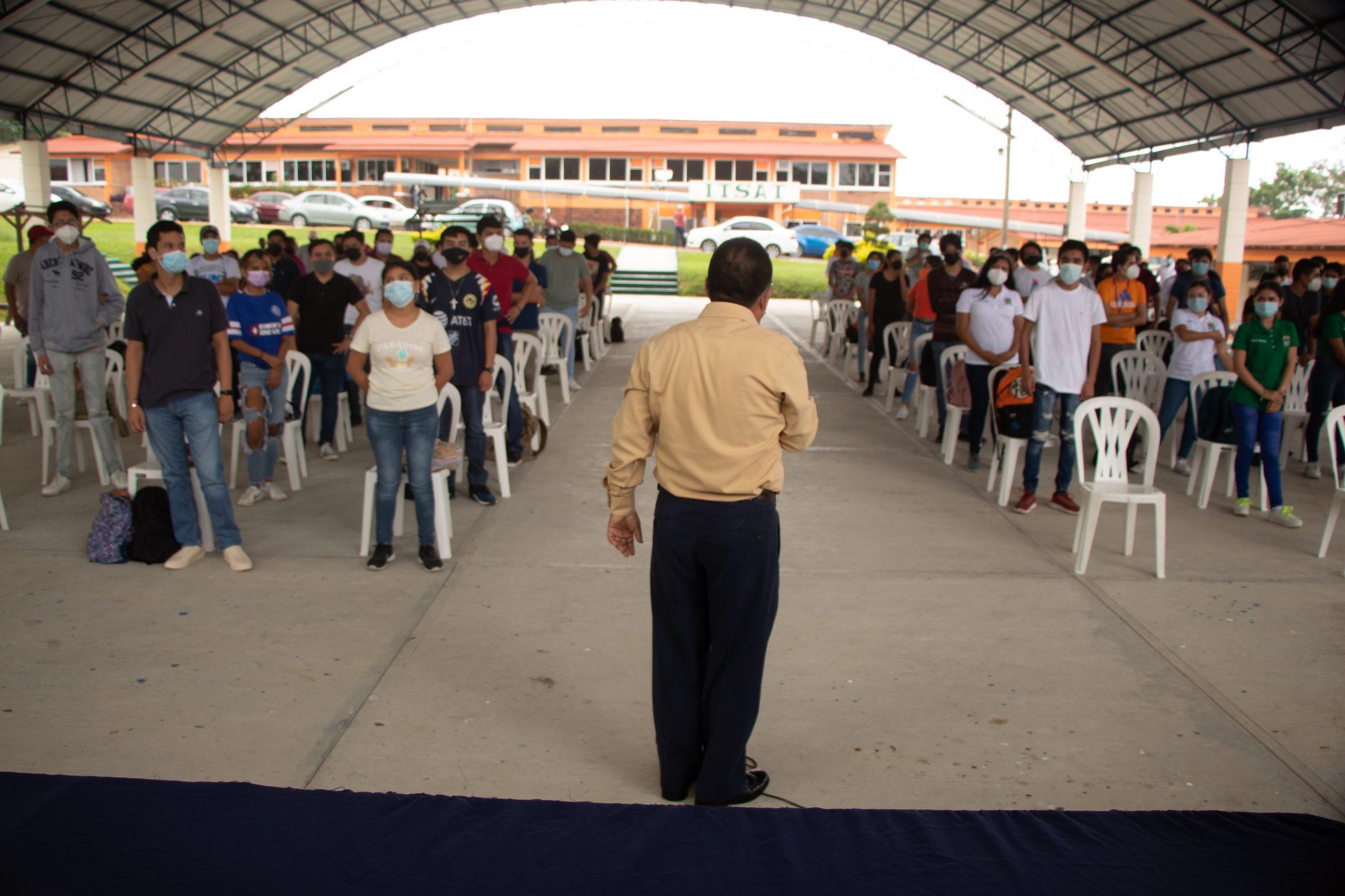 """Inicia """"Semana Motivacional ITSAT 2021"""""""