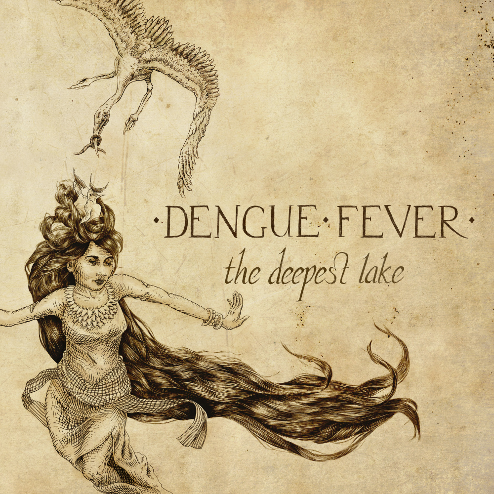 NEW DENGUE FEVER ALBUM THE DEEPEST LAKE CONFIRMED FOR EARLY 2015 – FULL DETAILS INC. TRACK LISTING, ALBUM ART AND MORE!