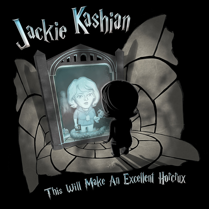 COMEDY NEWS: JACKIE KASHIAN NEWEST ALBUM FOR STAND UP! RECORDS OUT NOW