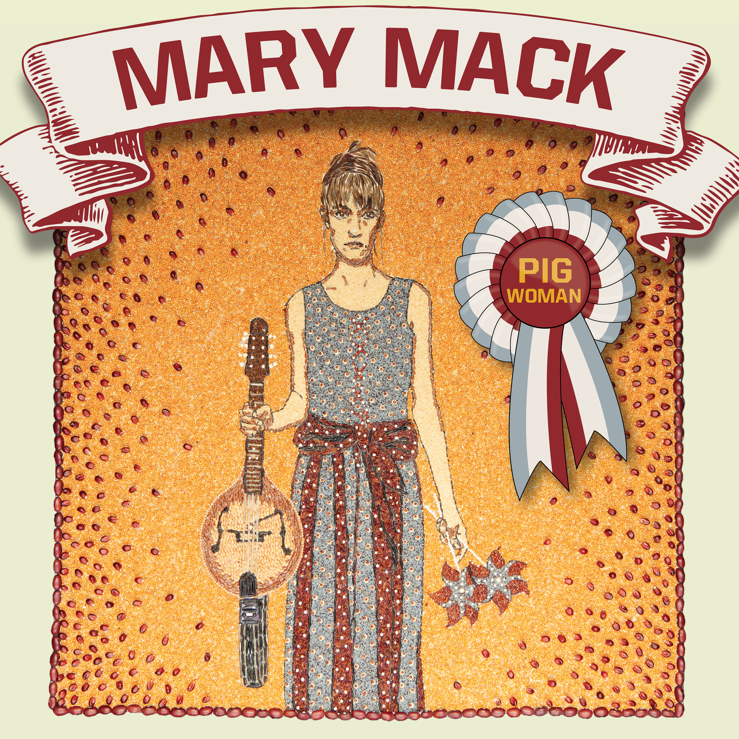 Comedy News: Pig Woman from Mary Mack Out Oct. 9 from Stand Up! Records