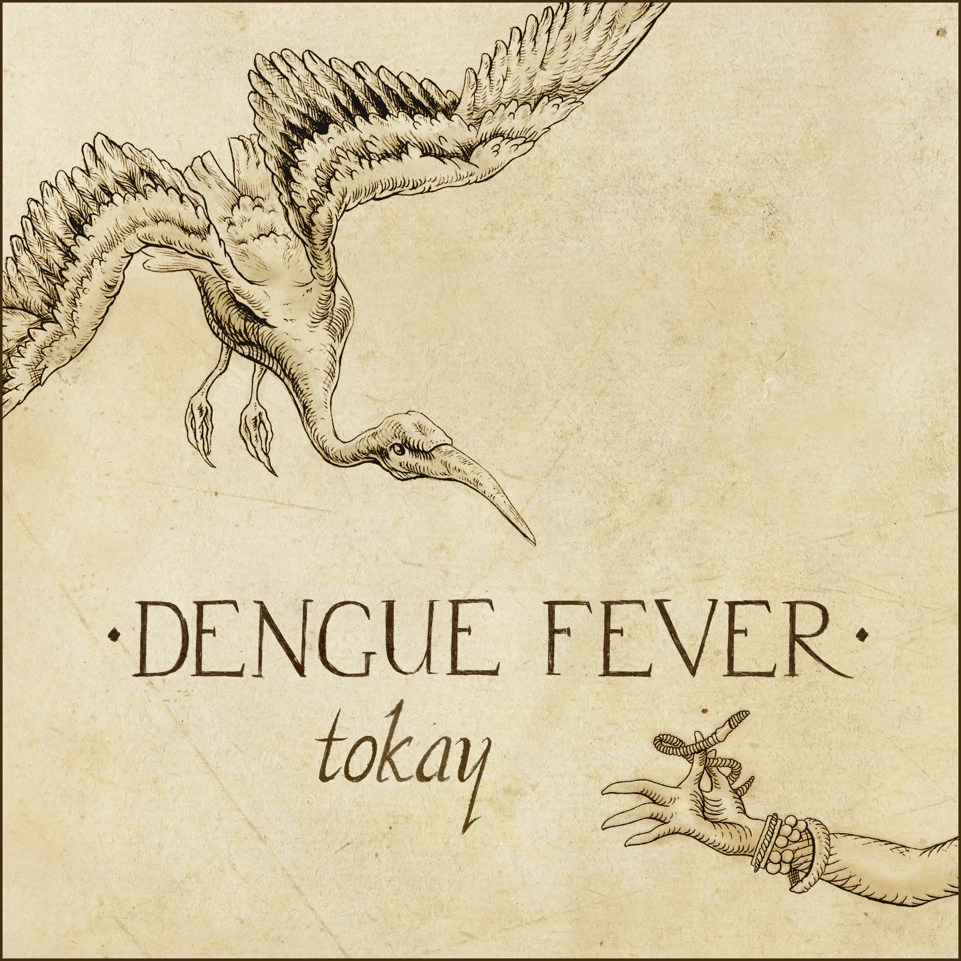 New Dengue Fever Single + Video Confirmed in Support of 6 Week International Tour Starting in September!