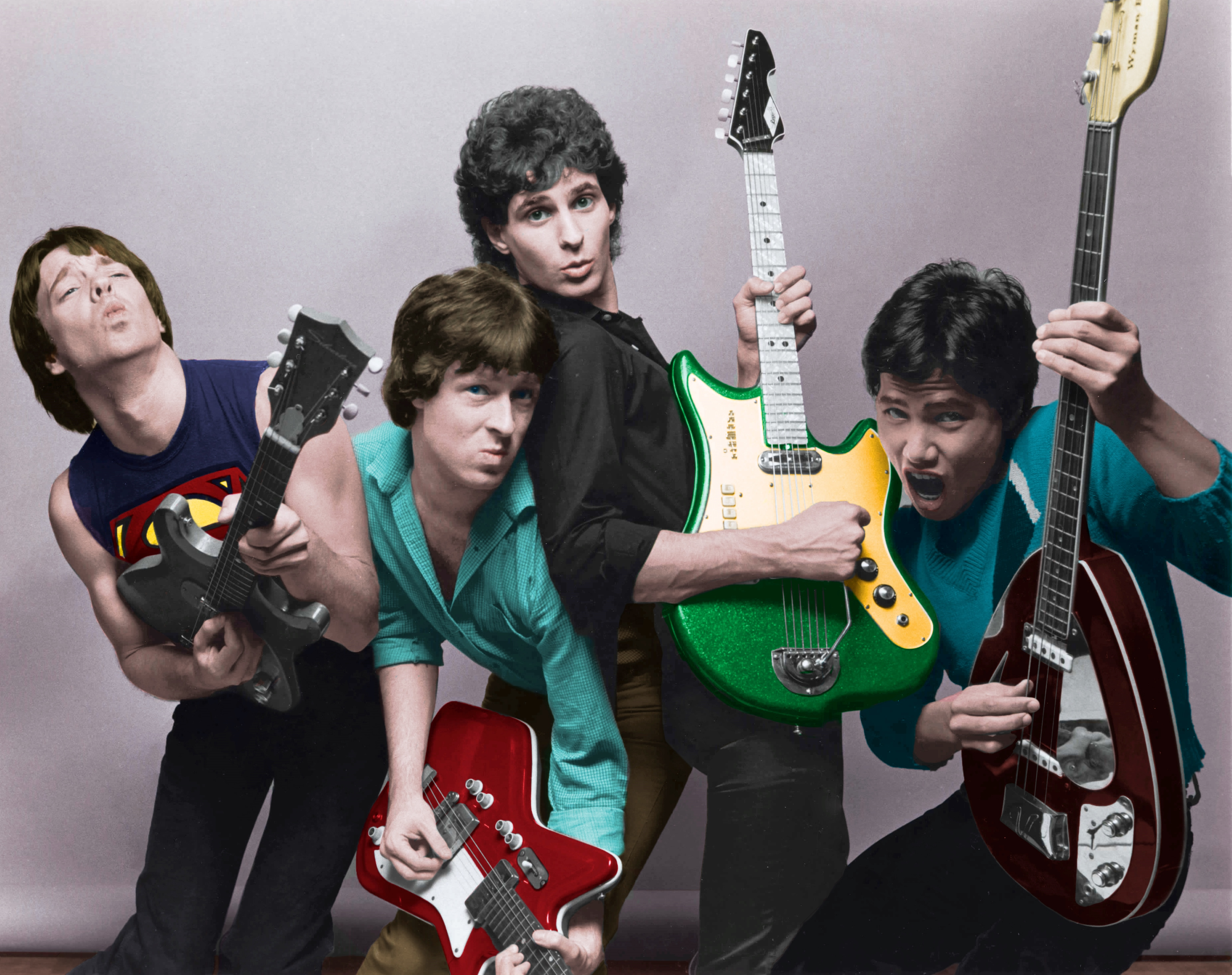 LA LIVE MUSIC NEWS: The Rubinoos, Power Pop Legends, Return to LA For First Show in 16 Years on Feb. 19, 2017 at Viper Room