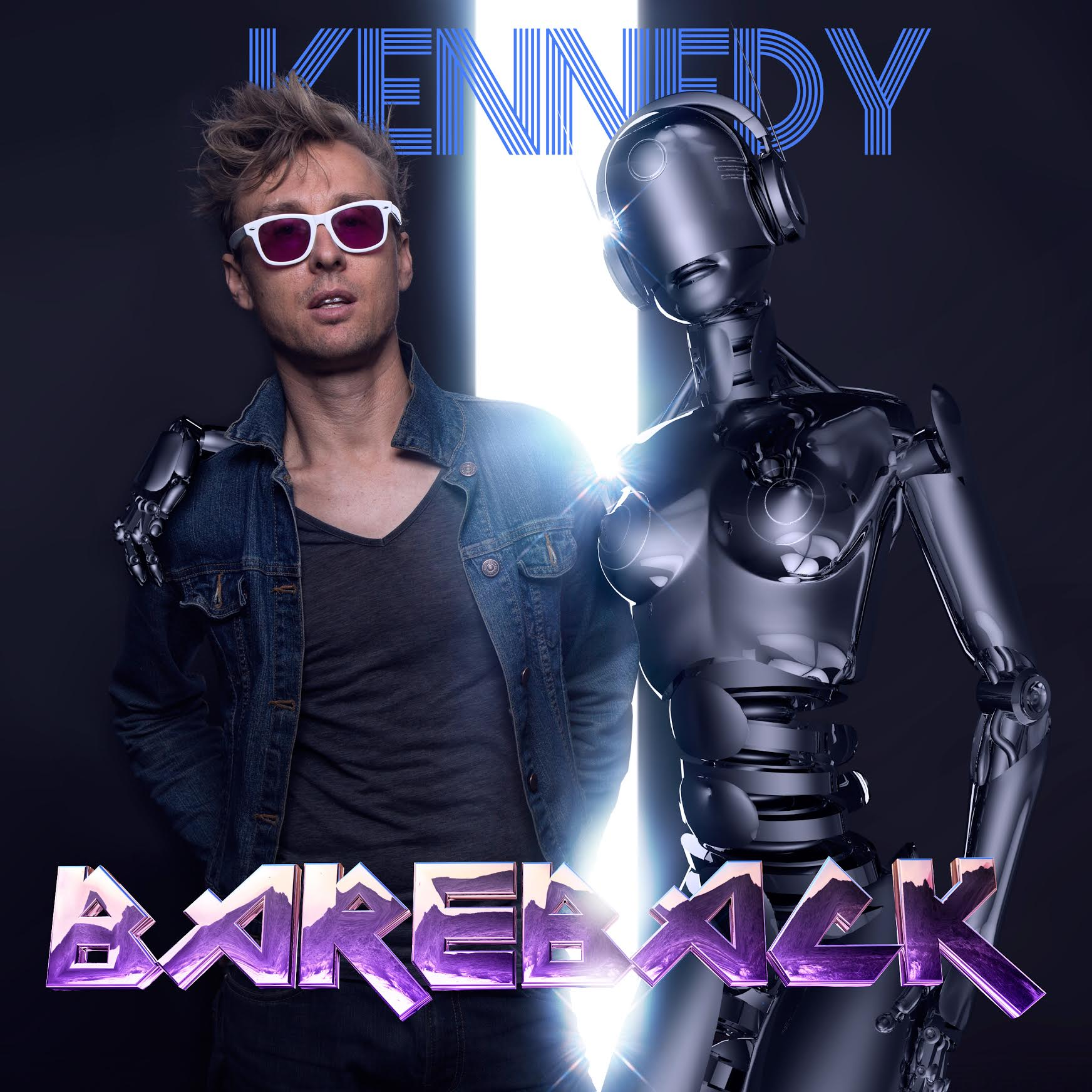 "VIDEO PREMIERE: Kennedy's Latest (Video) Single for Country / Techno Mash-Up ""Bareback"" Out Today!"