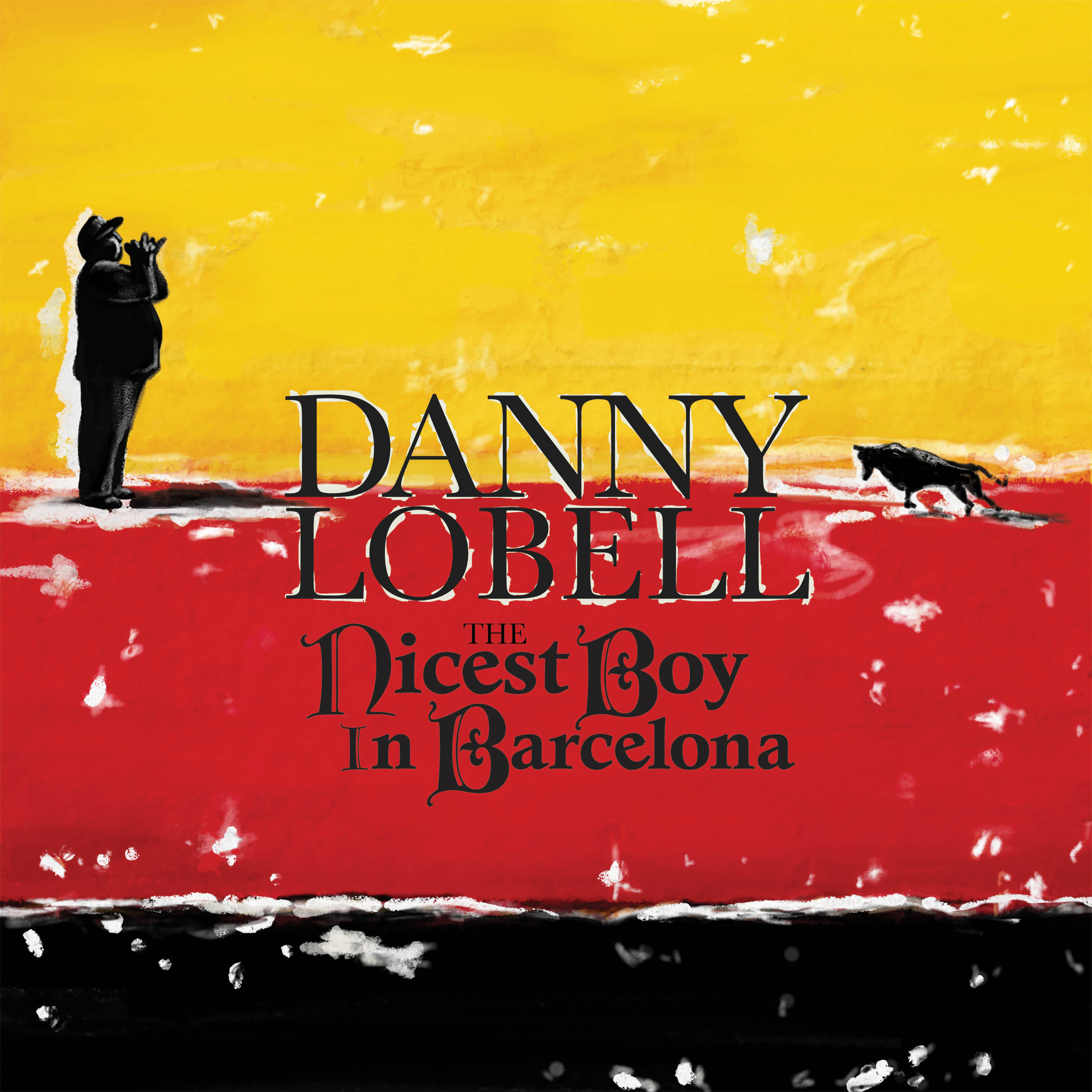 COMEDY NEWS: Danny Lobell's Latest The Nicest Boy in Barcelona Out Today from Stand Up! Records