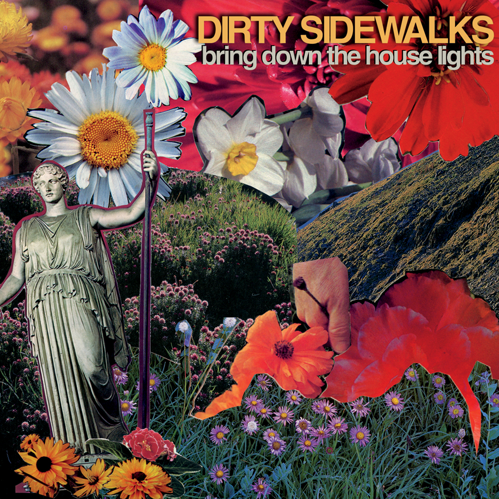 MUSIC NEWS: Dirty Sidewalks Debut CD Coming Jan. 12, 2018 and it's Fuzz-Pop Heaven I tell you!