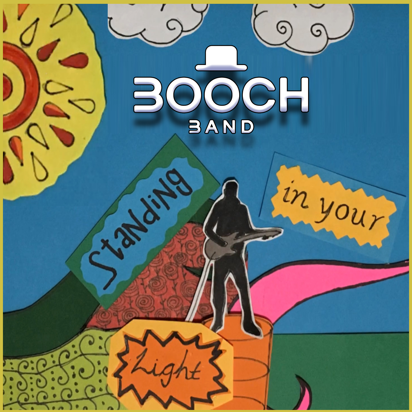 Booch Band Synch for Seinfeld's Comedians Drops Today on Netflix Series Ahead of New August Single