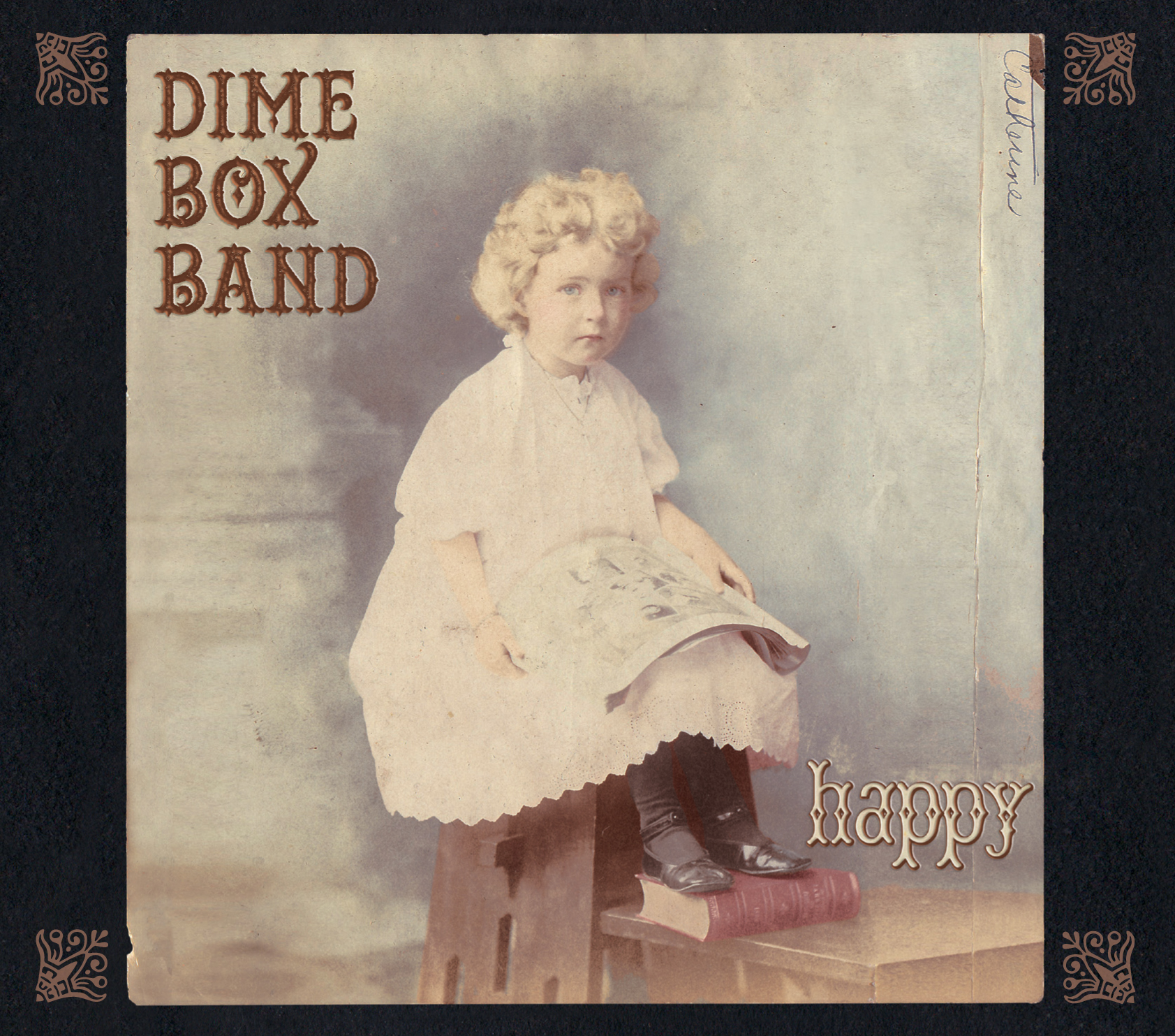 Wednesday Week's Kristi Callan Is Back With Dime Box Band's Happy New album on October 1st