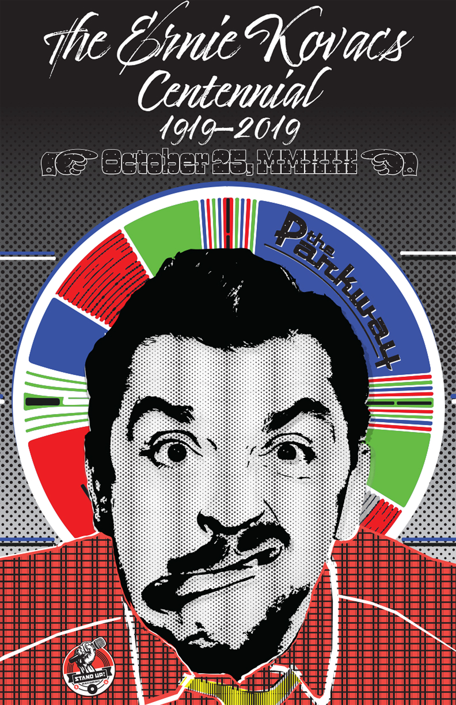 ERNIE KOVACS CENTENNIAL EVENTS CONFIRMED FOR CHICAGO AND MINNEAPOLIS ON OCTOBER 24 AND 25