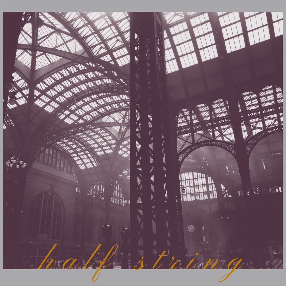 Half String's Expanded Reissue of DreamPop Debut A Fascination with Heights Coming September 17 on Vinyl, CD and Digital from IPR