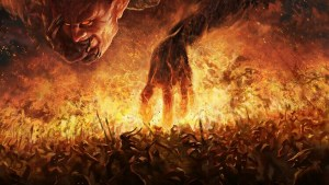 Muhammad was one of the greatest hellfire salesmen who ever lived. Once he got people to believe in the existence of hell and that he could spare them from its blistering torments, he gained total control over them.