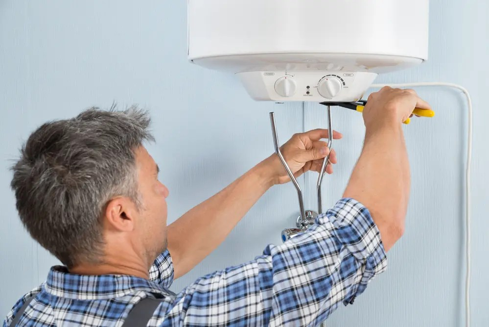 types of water heaters in stanwood
