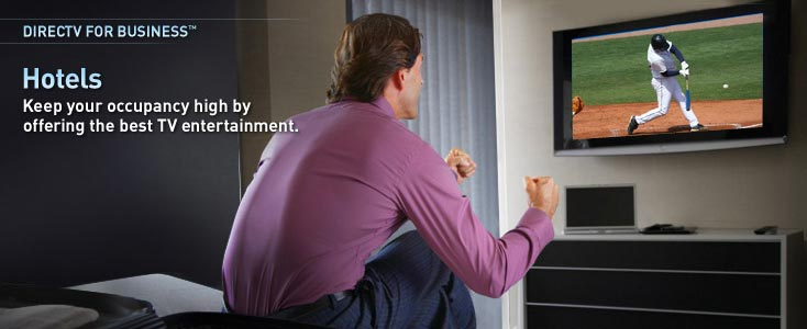 DIRECTV for Hotels - Hotel Television Systems
